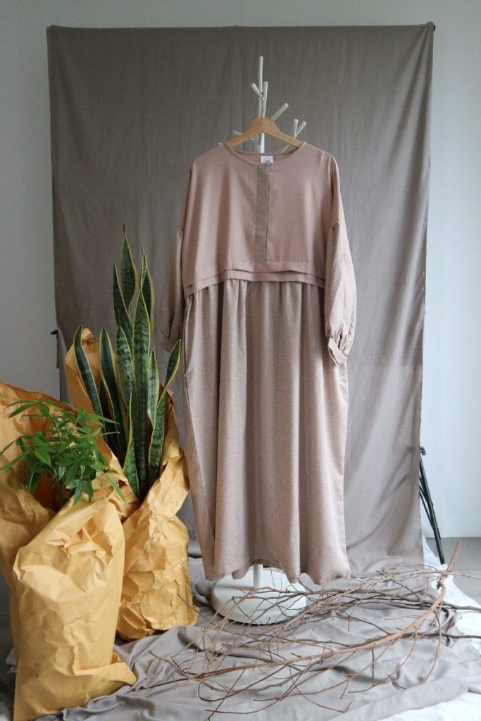 Ochiyo Dress